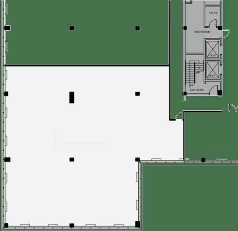Partial 2nd Floor